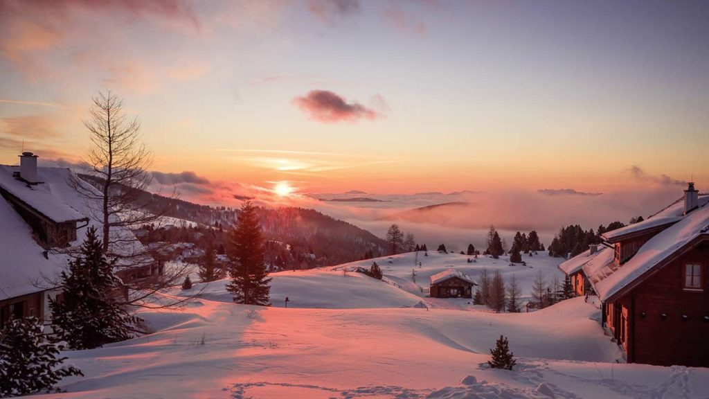 Fantasiereise Winter