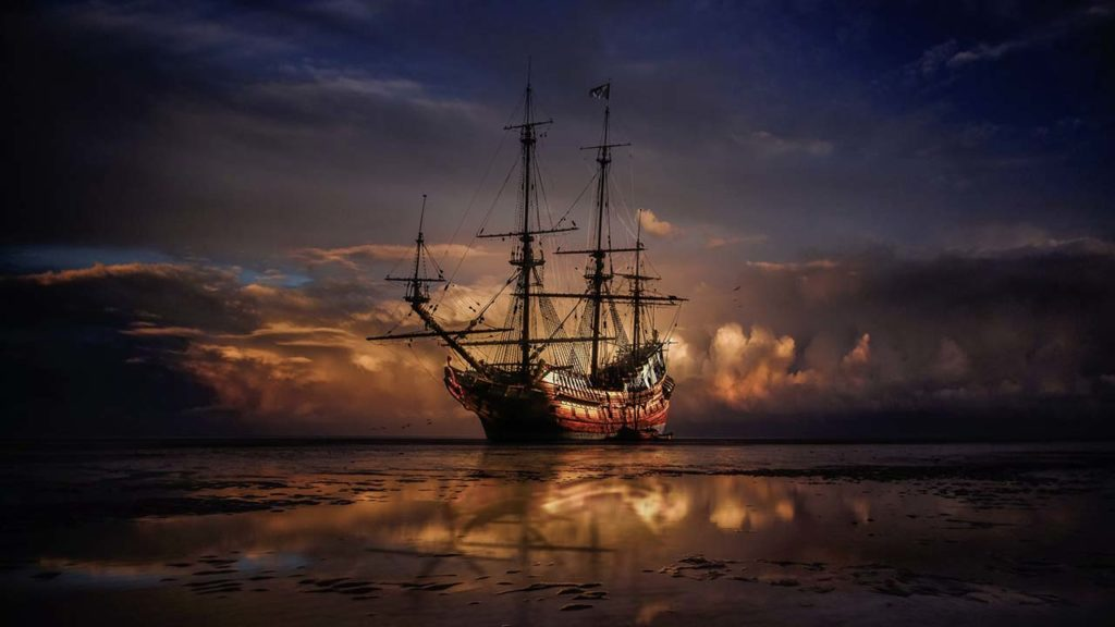Piratengeschichte